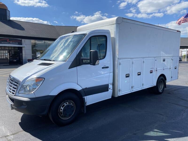 2007 Freightliner Sprinter Cab Chassis 3500 2dr Commercial/Cutaway/Chassis 170 in. WB - Indianapolis IN