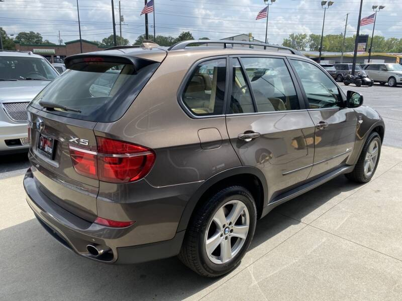 2012 BMW X5 AWD xDrive35i 4dr SUV - Indianapolis IN