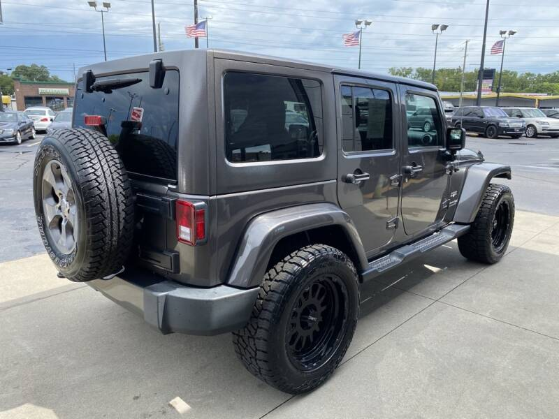 2018 Jeep Wrangler JK Unlimited Unlimited Sahara - Indianapolis IN