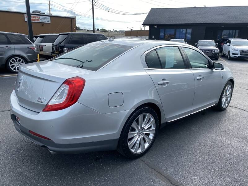 2013 Lincoln MKS AWD EcoBoost 4dr Sedan - Indianapolis IN