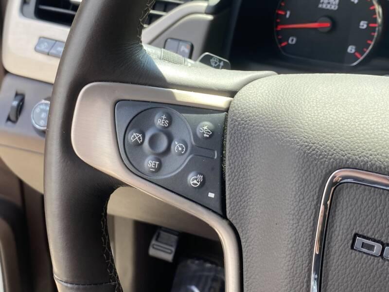 2016 GMC Yukon XL 4x4 Denali 4dr SUV - Indianapolis IN