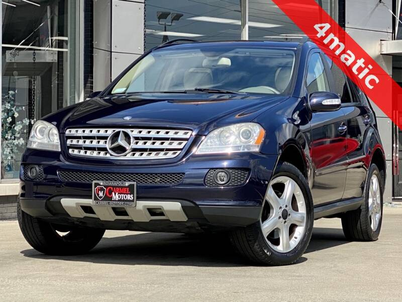 2008 Mercedes-Benz M-Class AWD ML 350 4MATIC 4dr SUV - Indianapolis IN