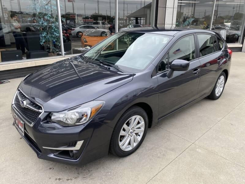 2016 Subaru Impreza AWD 2.0i Premium 4dr Wagon - Indianapolis IN