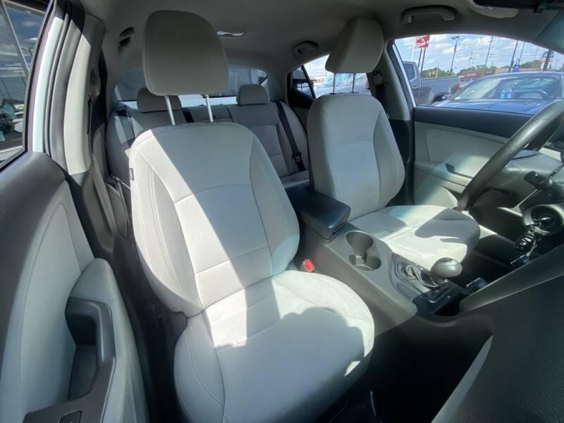 2013 Kia Optima LX 4dr Sedan - Indianapolis IN