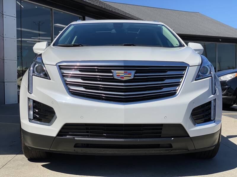 2017 Cadillac XT5 4x4 Luxury 4dr SUV - Indianapolis IN