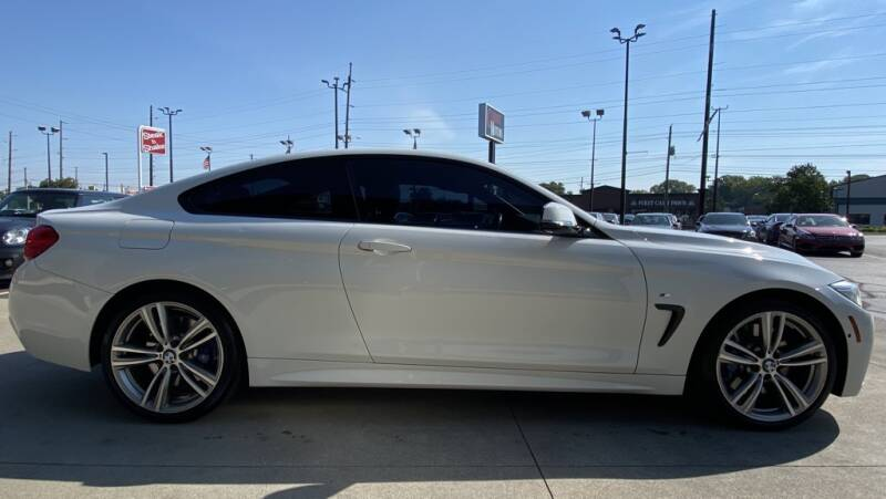 2014 BMW 4 Series AWD 435i xDrive 2dr Coupe - Indianapolis IN