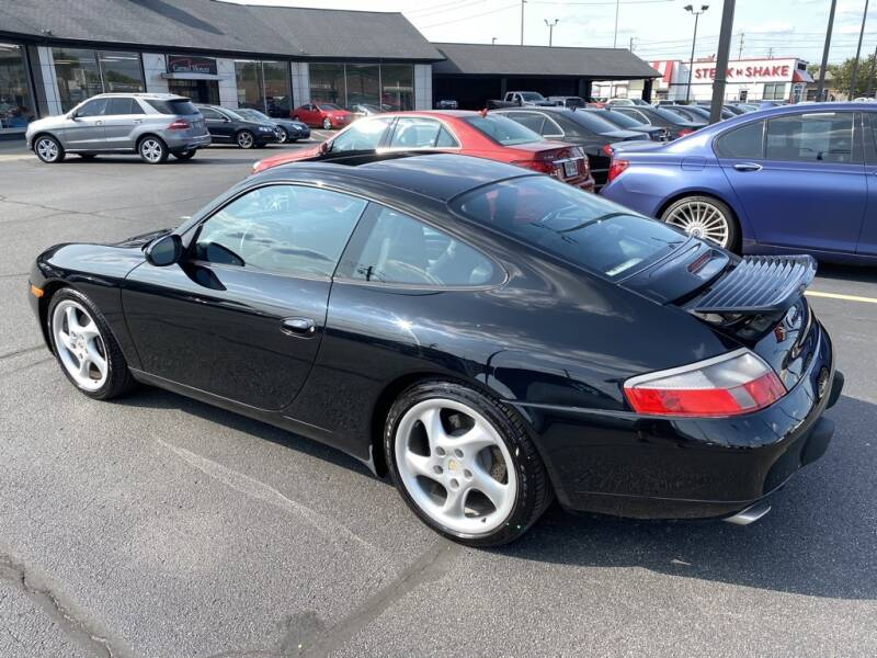 2000 Porsche 911 Carrera 2dr Coupe - Indianapolis IN