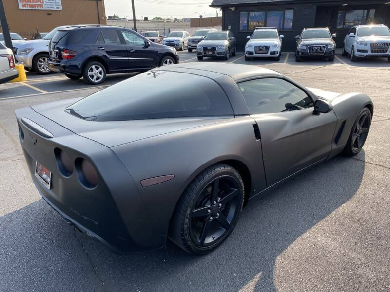 2007 Chevrolet Corvette 2dr Coupe - Indianapolis IN