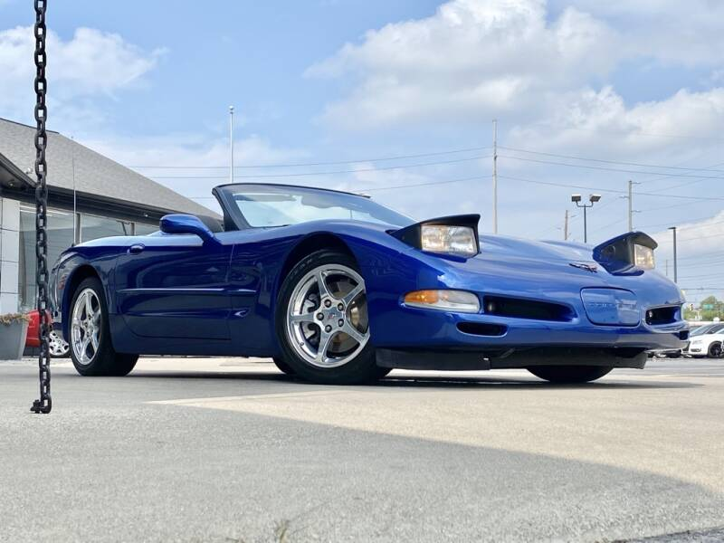 2002 Chevrolet Corvette 2dr Convertible - Indianapolis IN