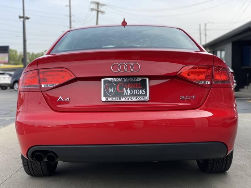 2011 Audi A4 2.0T Premium 4dr Sedan - Indianapolis IN