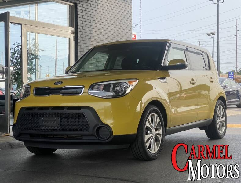 2014 Kia Soul + 4dr Crossover - Indianapolis IN