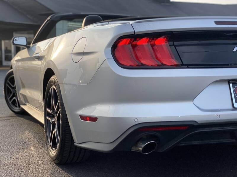 2019 Ford Mustang  - Indianapolis IN