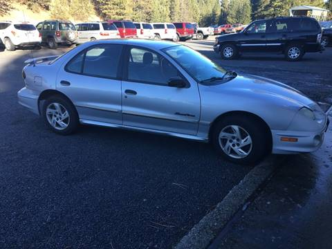 2000 Pontiac Sunfire for sale in Troy, ID