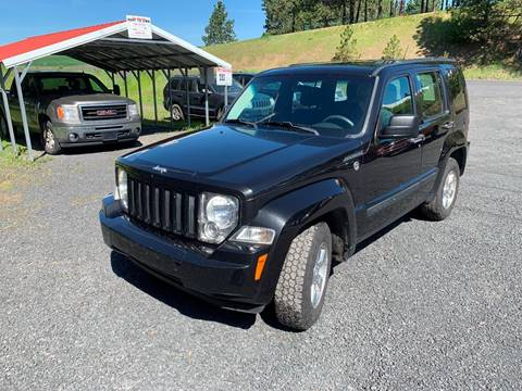 2012 Jeep Liberty for sale in Troy, ID