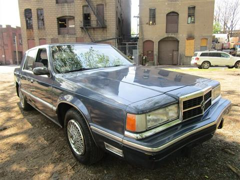 1988 Dodge Dynasty for sale in Paterson, NJ