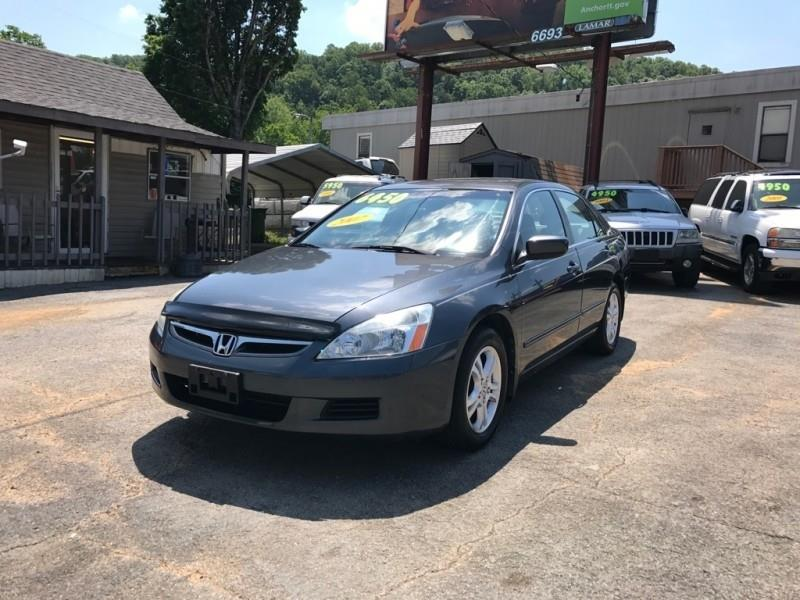 2007 Honda Accord 4dr I4 AT EX - Knoxville TN