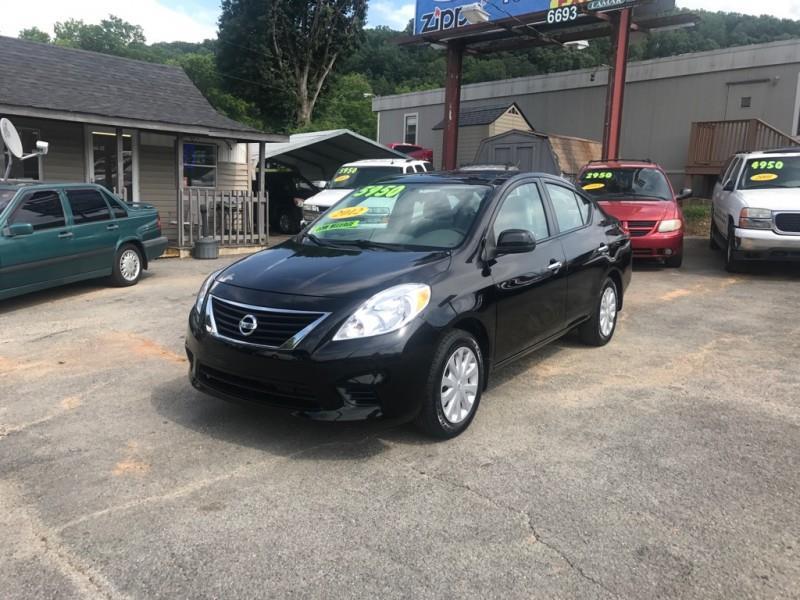 2012 Nissan Versa 4dr Sdn CVT 1.6 SV - Knoxville TN