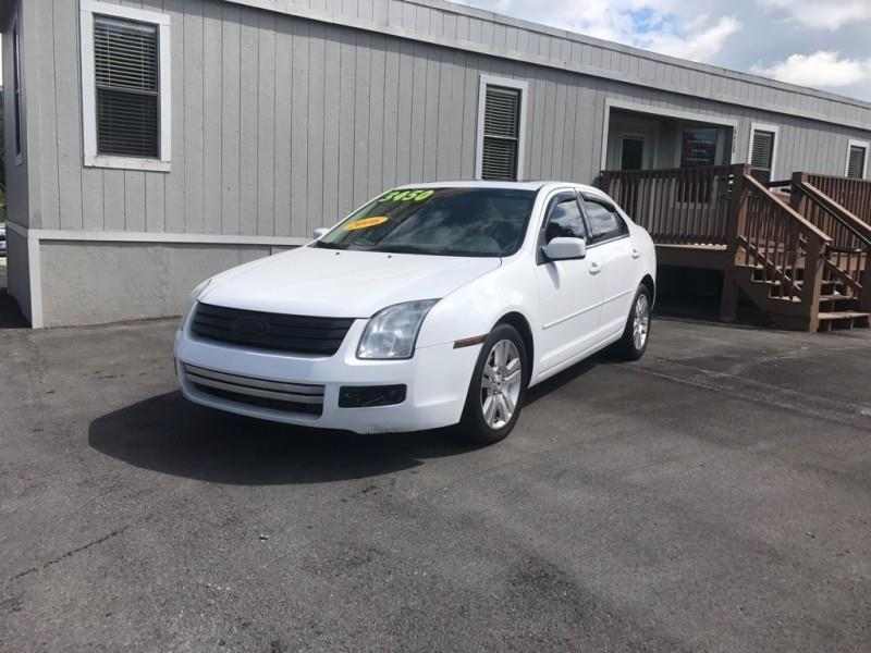 2006 Ford Fusion V6 SEL 4dr Sedan - Knoxville TN