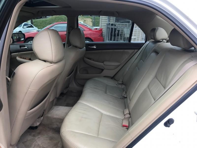 2004 Honda Accord EX V-6 4dr Sedan - Knoxville TN