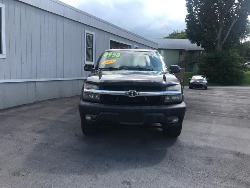 2003 Chevrolet Avalanche 1500 5dr Crew Cab 130\ WB 4WD - Knoxville TN
