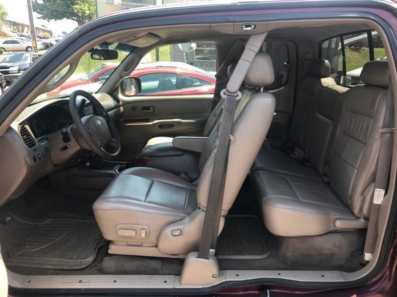 2003 Toyota Tundra AccessCab V8 Ltd Stepside (Natl) - Knoxville TN