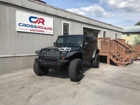 2010 Jeep Wrangler Unlimited for sale in Knoxville, TN