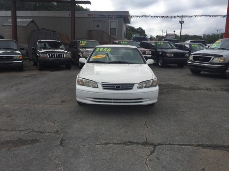 2000 Toyota Camry LE 4dr Sedan - Knoxville TN