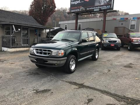 1996 Ford Explorer for sale in Knoxville, TN