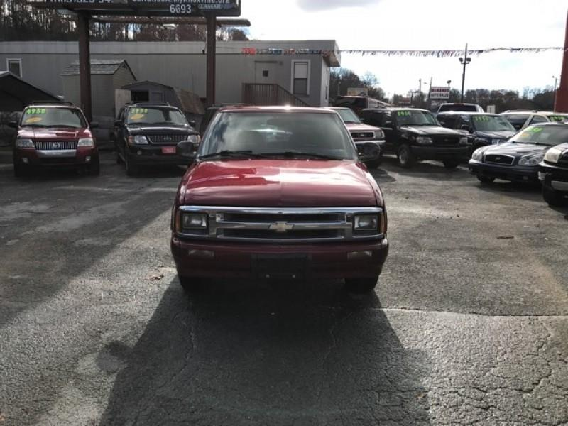 1996 Chevrolet S-10 2dr LS Extended Cab SB - Knoxville TN
