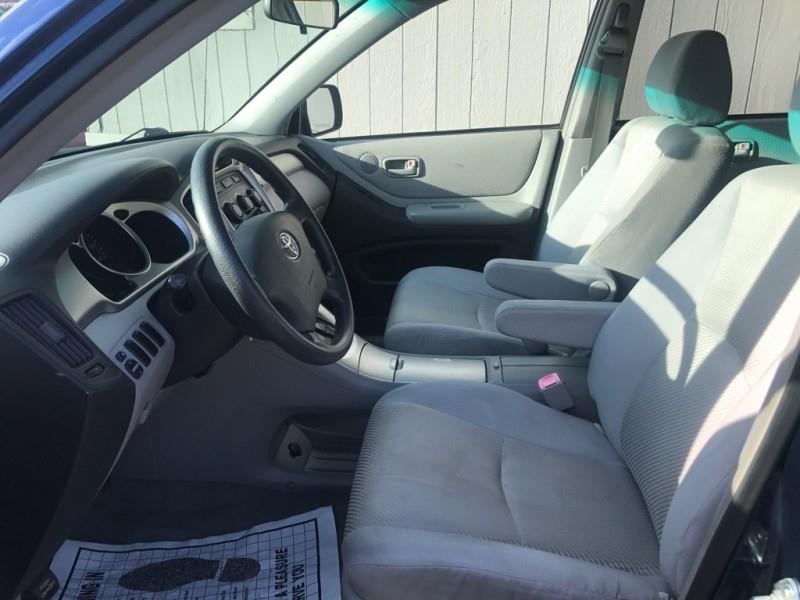 2004 Toyota Highlander Fwd 4dr SUV V6 - Knoxville TN