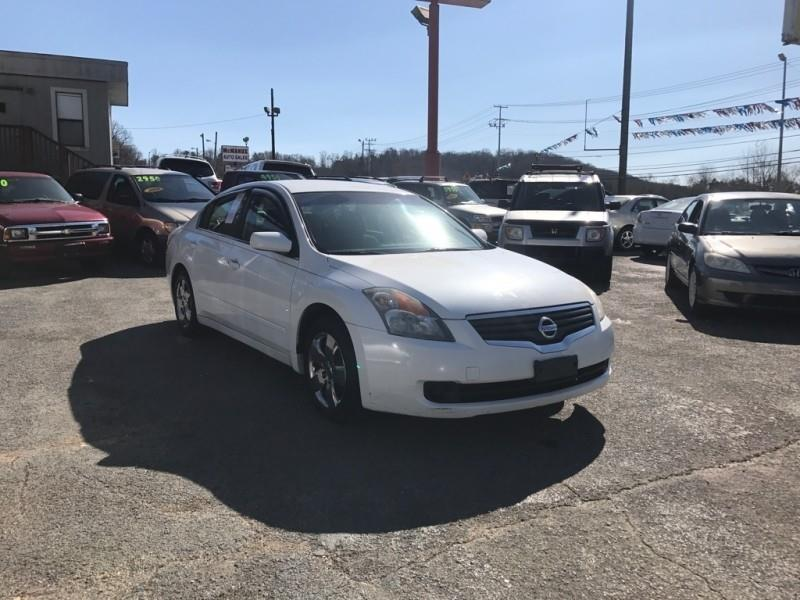 2007 Nissan Altima 4dr Sdn I4 CVT 2.5 S - Knoxville TN