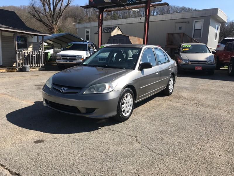 2004 Honda Civic LX 4dr Sedan - Knoxville TN