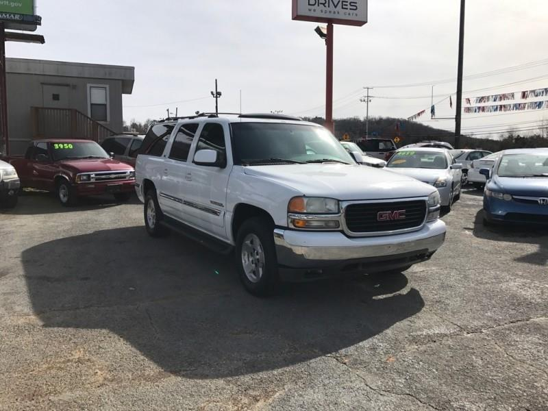 2001 GMC Yukon XL 4dr 1500 4WD SLT - Knoxville TN