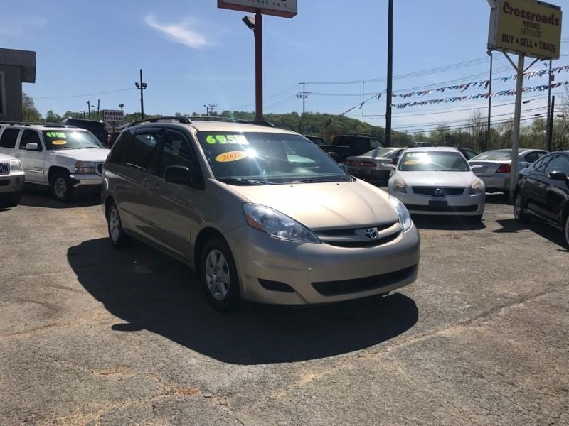 2007 Toyota Sienna 5dr 7-Passenger Van LE FWD (Natl) - Knoxville TN