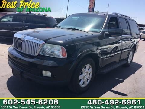 2006 Lincoln Navigator for sale in Phoenix, AZ