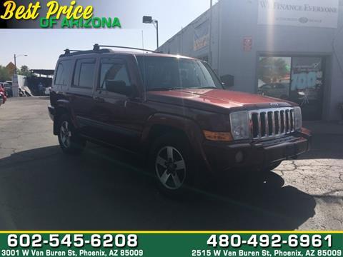 2008 Jeep Commander for sale in Phoenix, AZ