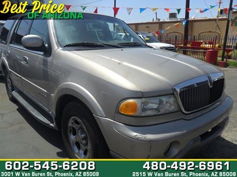 2002 Lincoln Navigator for sale in Phoenix, AZ
