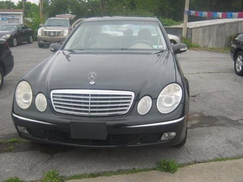 2004 Mercedes-Benz E-Class for sale in Frederick, MD