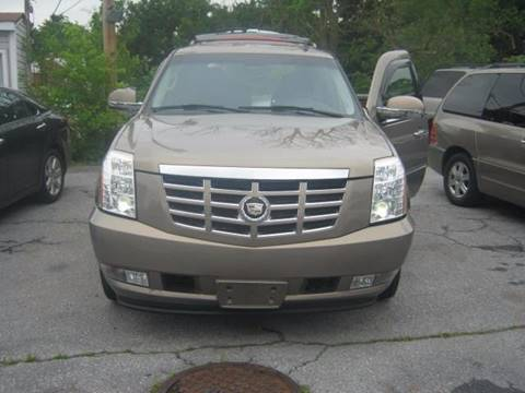 2007 Cadillac Escalade for sale in Frederick, MD