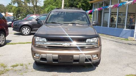 2003 Chevrolet TrailBlazer for sale in Frederick, MD