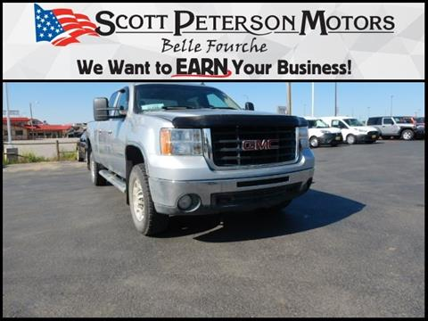 2010 GMC Sierra 2500HD for sale in Belle Fourche, SD