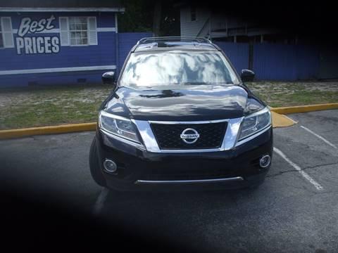2013 Nissan Pathfinder for sale at Mikano Auto Sales in Orlando FL