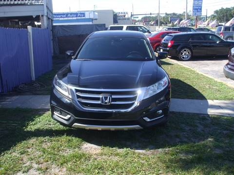 2013 Honda Crosstour for sale in Orlando, FL