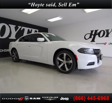2017 Dodge Charger for sale in Sherman, TX