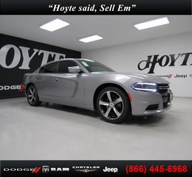 2017 Dodge Charger for sale in Sherman TX