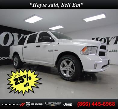 2017 RAM Ram Pickup 1500 for sale in Sherman, TX