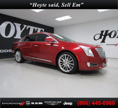2014 Cadillac XTS for sale in Sherman TX