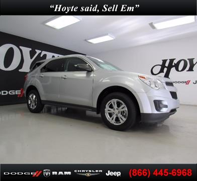 2015 Chevrolet Equinox for sale in Sherman, TX