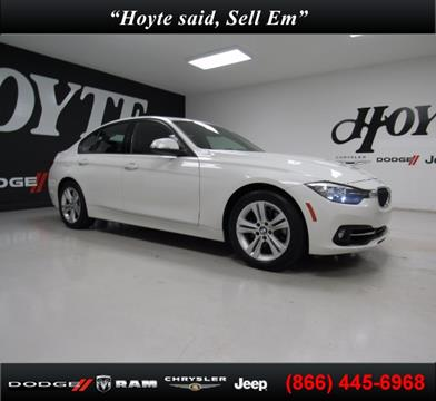 2016 BMW 3 Series for sale in Sherman, TX