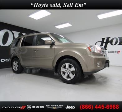 2011 Honda Pilot for sale in Sherman, TX